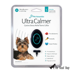 Pet Acoustics Ultra Canine Stress Relief Sonic Collar