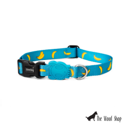 Zee Dog Banana Shake Collar