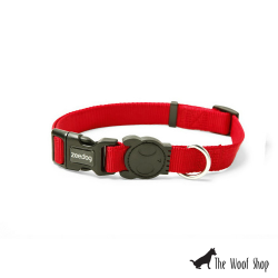 Zee Dog Red Monster Collar