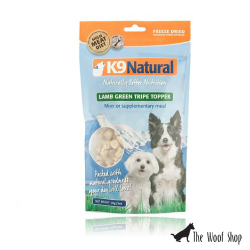 K9 Natural Lamb Green Tripe Topper