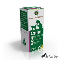 Natural Animal Solutions Calm Anxiety Drops for Dogs and Cats