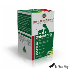 Natural Animal Solutions OsteoForte Joint Support for Dogs and Cats
