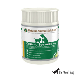 Natural Animal Solutions Nature's Organic Seaweed 300g for Dogs and Cats