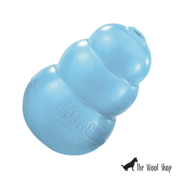 KONG Puppy Dog Toy Blue