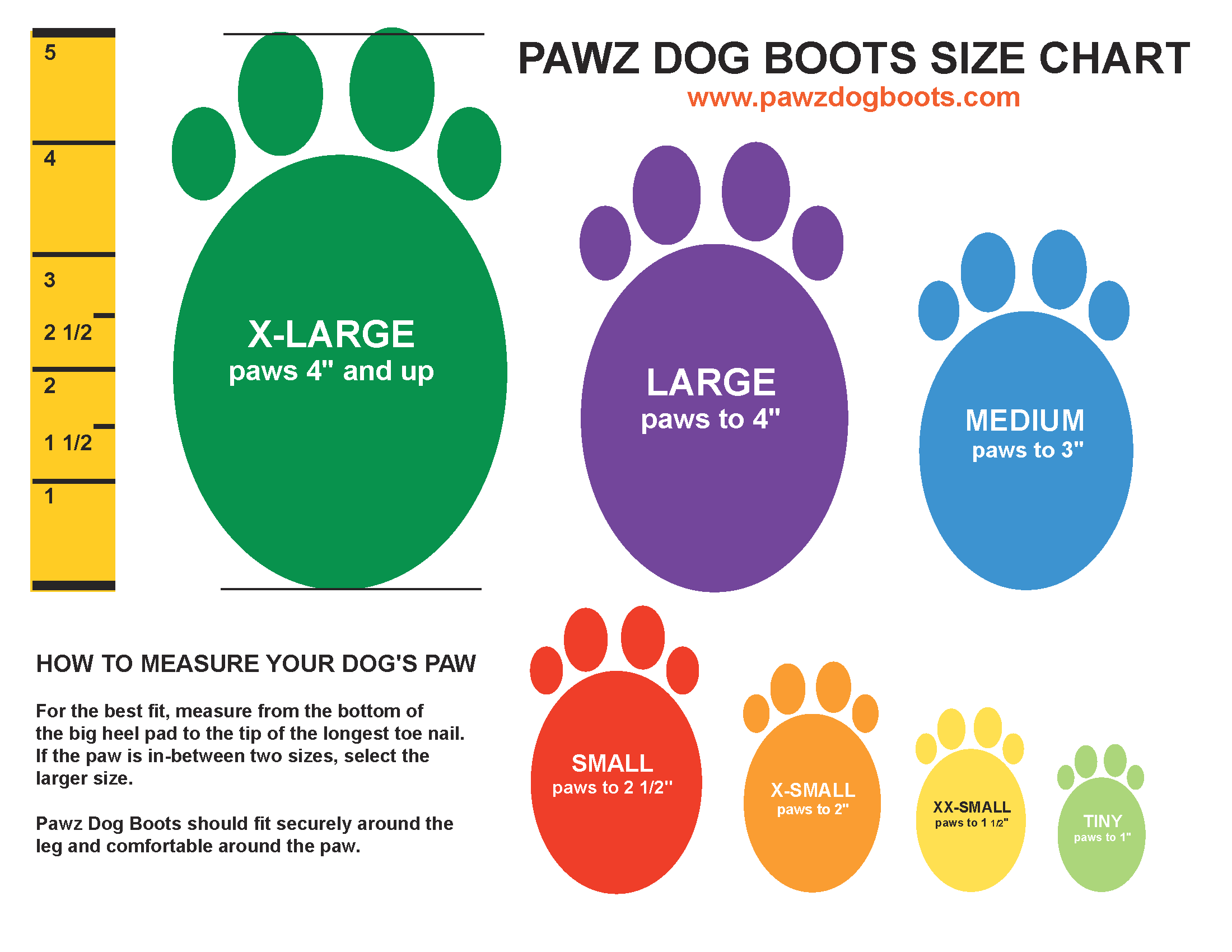 Pawz Rubber Dog Boots Reviews