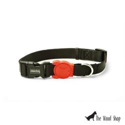Zee Dog Black Root Collar